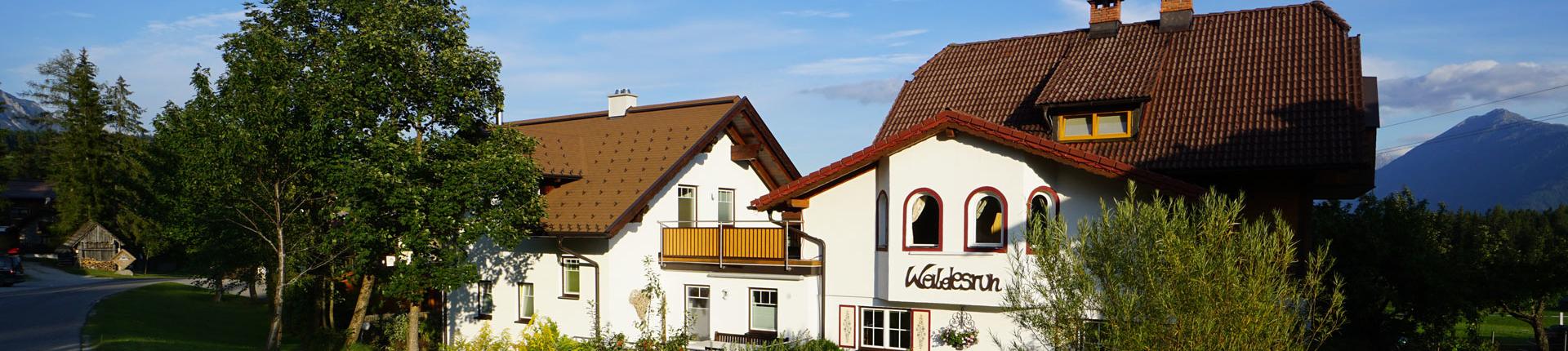 Pension Waldesruh am Vorberg