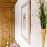 Waldesruh-Halseralm stilvoll und gemütliche Zimmer