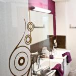 Waldesruh-Halseralm Badezimmer