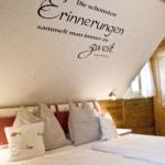 Waldesruh-Halseralm gemütliche Doppelzimmer zum Entspannen