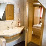 Waldesruh-Halseralm Doppelzimmer mit Badzimmer
