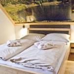 Waldesruh-Halseralm Doppelzimmer
