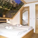 Waldesruh-Halseralm Doppelzimmer mit Bad